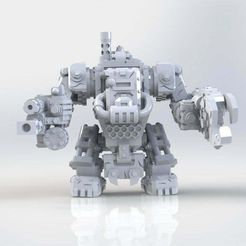 robot_3.JPG Download free STL file El robot Orky • Object to 3D print, AgentSmith99