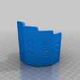 048f9b8ea06517077c21958971fab6b6.png Download free STL file Bonne Maman measuring sleeve • Object to 3D print, Bengineer3D