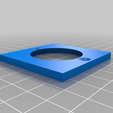magbase_switch_ring.png Download free STL file Knob / Switch for Magnetic Base for Dial Indicators • 3D print template, Steve_rLab
