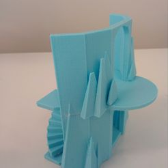 IMG_20170121_113143.jpg Download free STL file Elsa Ice castle Small • Object to 3D print, 3Dme