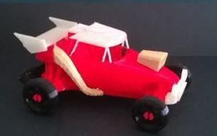 small.JPG Download free STL file 3DRacers - Buggy • Template to 3D print, 3DRacers