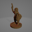 Lion-of-the-Wastes.png Download STL file The Lion of the Wastes • Model to 3D print, Ellie_Valkyrie