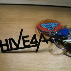 6928902090_32a5637a78_o_display_large_display_large.jpg Download free STL file Hive 4A Keychain • Design to 3D print, ErnyCrazyPrinter