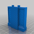 faf30ca6dc4cd413eb3b0899950ff6e4.png Download free STL file Openlock / Openforge 2.0 Tudor Fireplace and Chimney Set • Model to 3D print, Alonicus