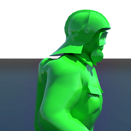 8.png Download STL file Firefighter • 3D print object, 3Diego