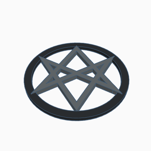 3.png Download free STL file Supernatural; Men of Letters: medal, necklace and bookmark • Design to 3D print, PepeRepepe