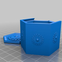 lillybox.png Download STL file The Lilly Box • 3D printer object, BraveHeart