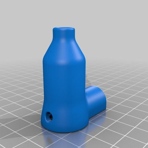 9819cbffb823ef553d41fd92a270c204.png Download free STL file Ender 3 Ender 3 pro Pivoting Filament Oiler • 3D print template, boothyboothy