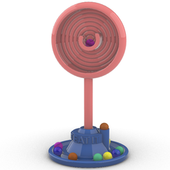 screen-1.png Download free STL file Lollypop Looper • 3D printer object, Axe-one