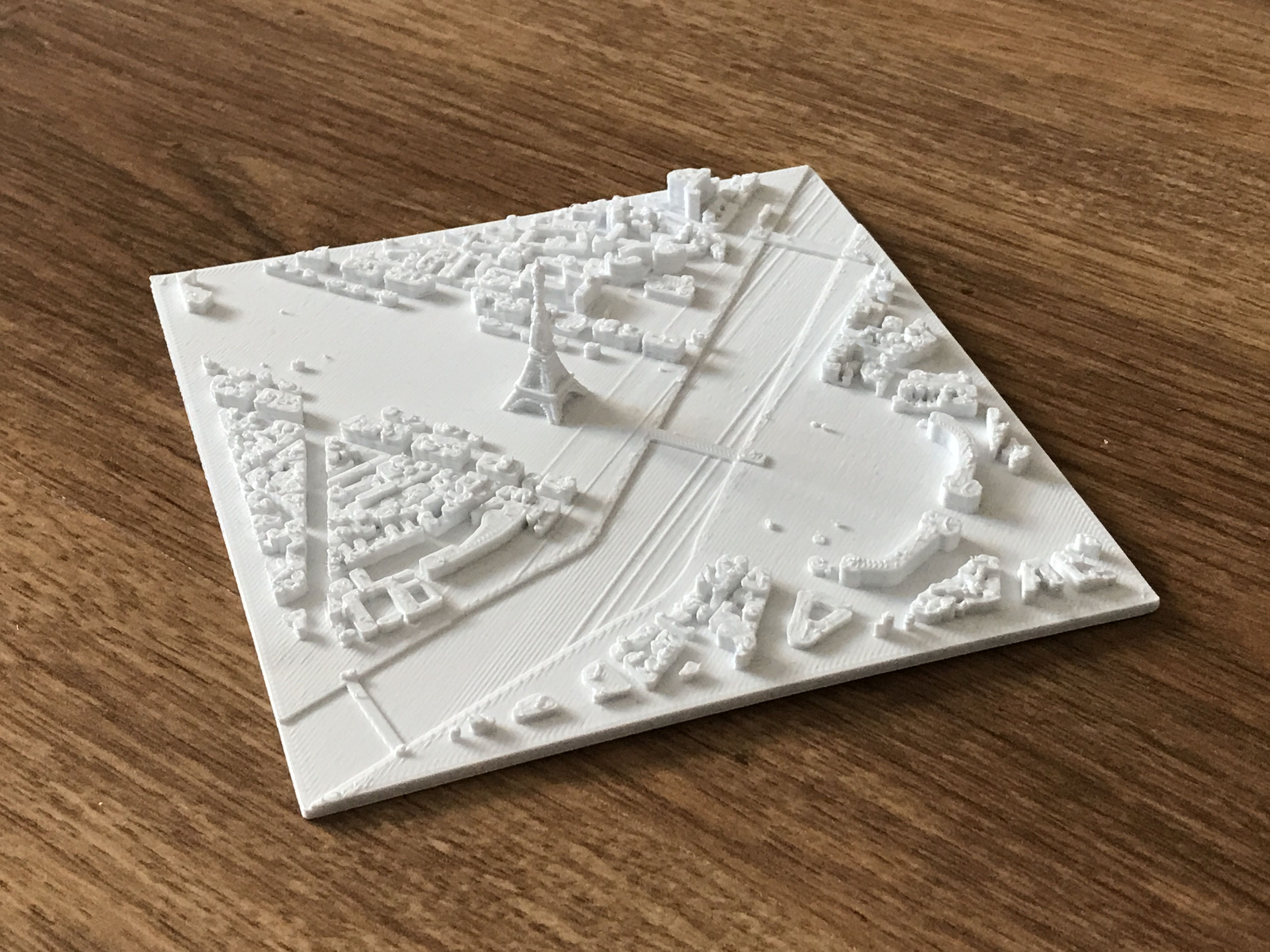 IMG_6098.jpg Download STL file Eiffel Tower - Paris City • 3D printing object, mithreed