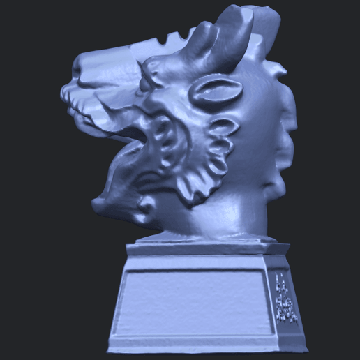 18_TDA0512_Chinese_Horoscope_of_Dragon_02B04.png Download free STL file Chinese Horoscope of Dragon 02 • 3D printer template, GeorgesNikkei