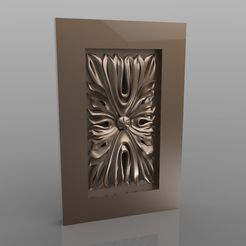 10.jpg Download free STL file Vintage mouldings for old classic apartments cnc art router machine 3D printed • Design to 3D print, STLmodelforfree