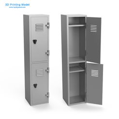 00.jpg Download 3DS file Locker • 3D printable design, LaythJawad
