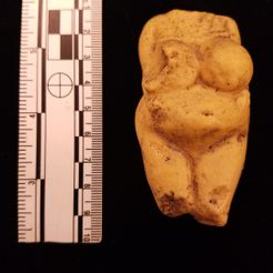 20180308_130038.jpg Download STL file VENUS OF Kostenki - Borshevo, RUSSIA; Ancient PALEOLITHIC FEMALE FIGURINE • Model to 3D print, Anthrobones