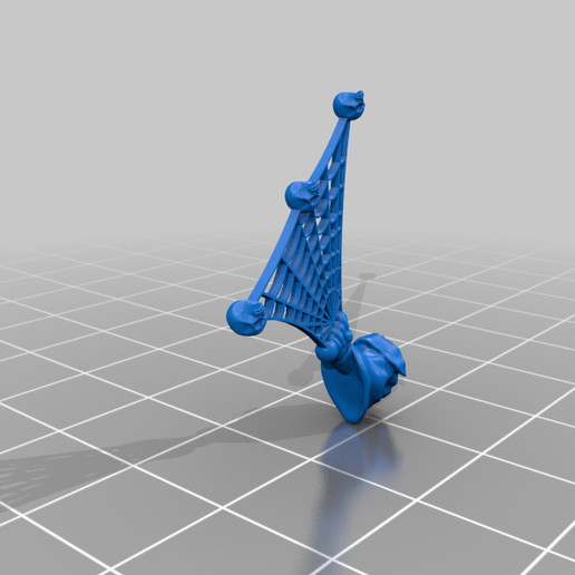 netter-arm.png Download free STL file Remixed Netter arm for Night Goblins v2 by Paxgrim • Template to 3D print, TOTOleHero