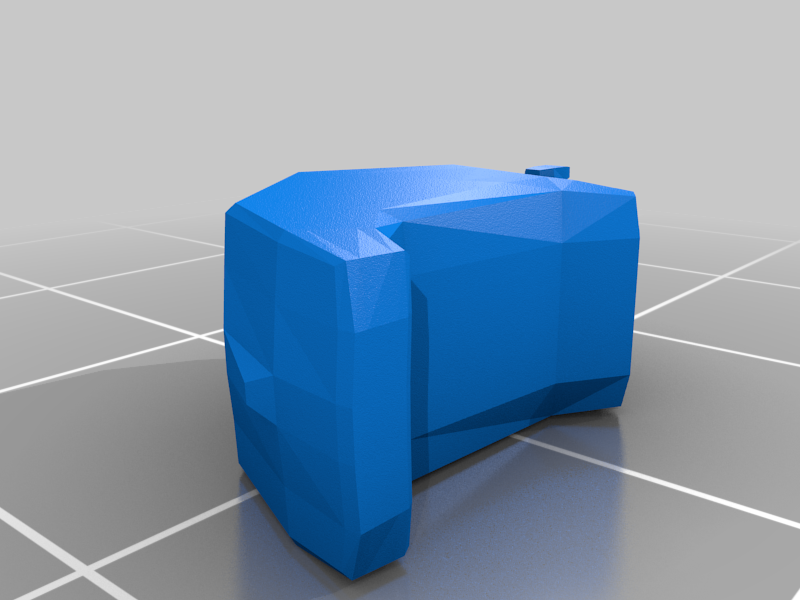cow.png Download free STL file cow • 3D printing object, HuangAro