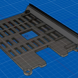 Ashampoo_Snap_mercoledì_16_gennaio_2019_19h48m37s_002_.png Download free STL file Raspberry Pi 3 Backplate for Ender 3 • 3D printing object, Kliffom