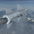 03a.png Download 3DS file Matra 530 Air to Air Missile • 3D printable model, SimonTGriffiths