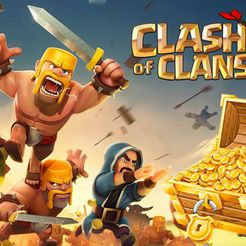 Clash-of-Clans-chest.jpg Download free STL file City Hall level 2 clash of clan • 3D print template, ranathego