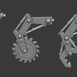 parts-scaled.png Download free STL file Second Edition Tin Boy Parts • 3D print object, grumpusbumpus