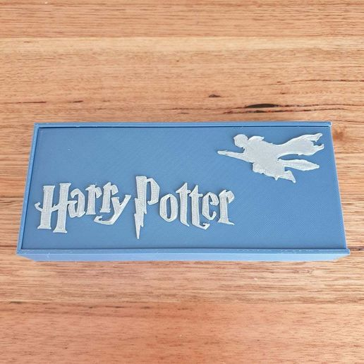20201028_103455.jpg Download free STL file Harry Potter Chess set and display box • 3D printer object, CheesmondN