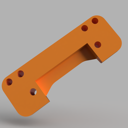 0c9eb599-33e8-42a4-a723-4a88b4a9e9dc.PNG Download free STL file Anet A8 Plus X axis belt clamp • 3D printable object, 3D-Designs