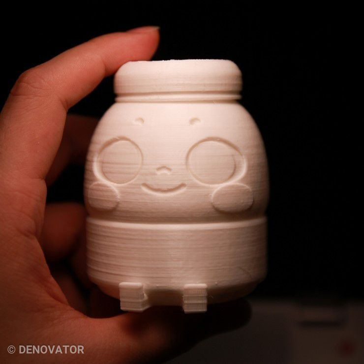 20150419_IMG_2141_1568_x_2352.jpg Download free STL file Character Pencil Vase (Gyeondition) • 3D printing object, DENOVATOR