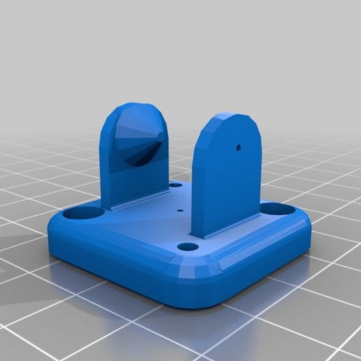 fcf9d6f9251ccd59b89abb9080bcac47.png Download free STL file Hobby Servo Pulley Module *TINY_CNC_COLLECTION • 3D print model, mechengineermike