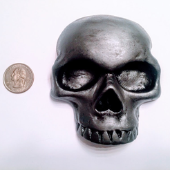 Capture d'écran 2017-04-25 à 11.32.29.png Download free STL file Skull • 3D printable model, Thebrakshow