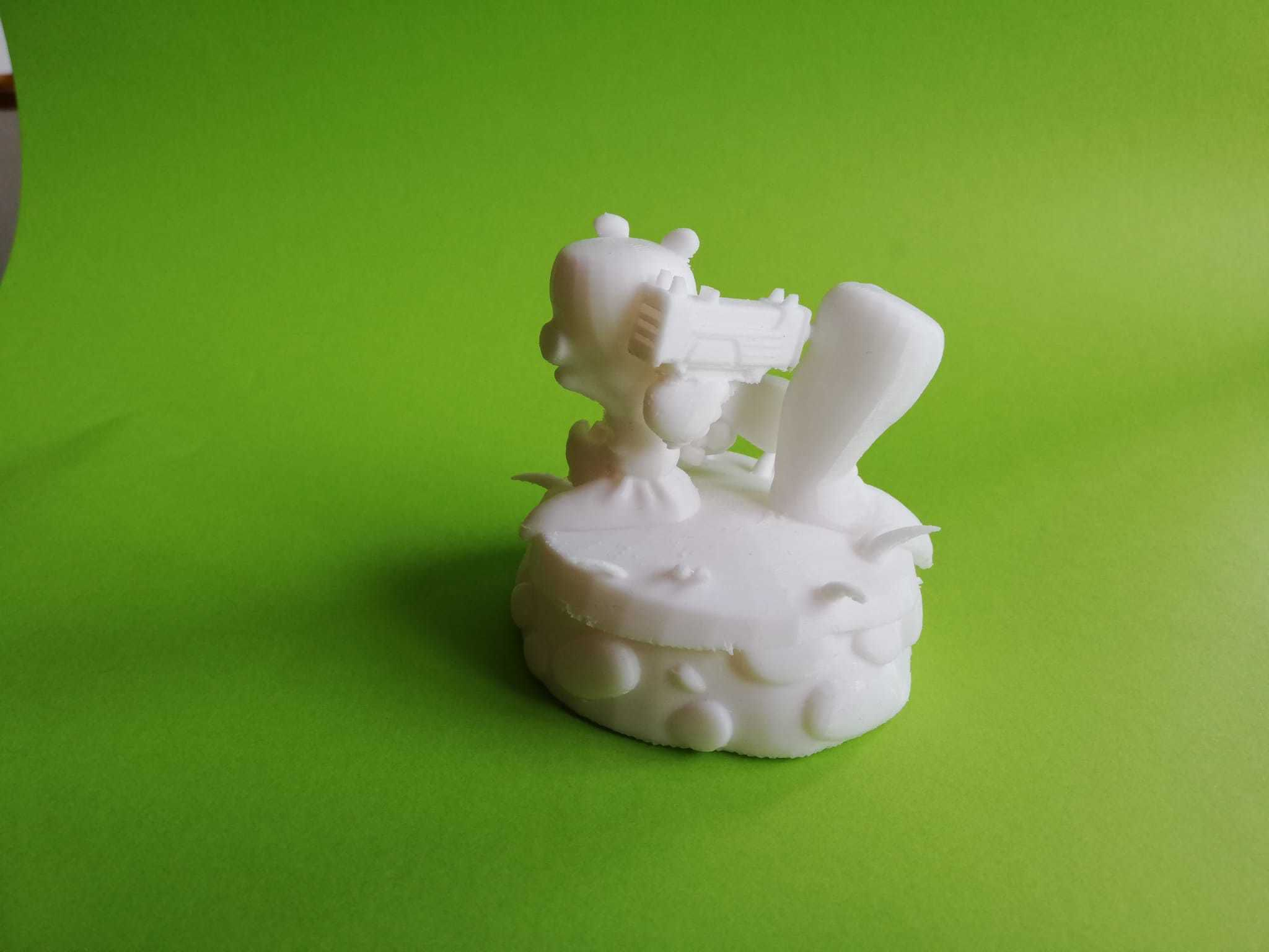 WormsBackPrint.jpg Download STL file Worms • 3D print design, Sayvision