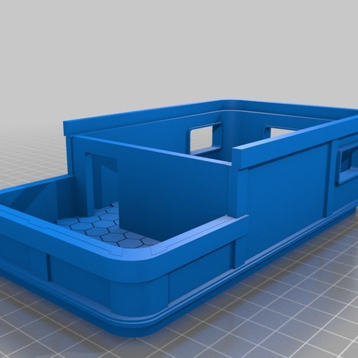 f89d7a524bcd66e1cc4d9b672a5a7f21.png Download free STL file Sci Fi Modular Housing Unit / Building • 3D printable design, El_Mutanto