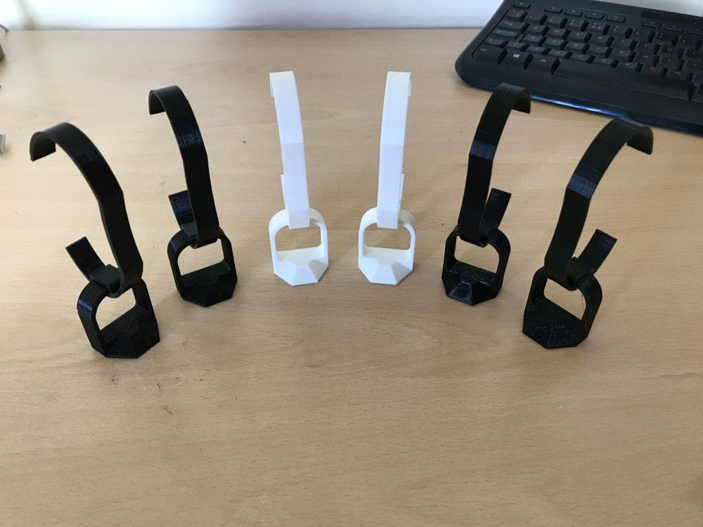 IMG_5477.JPG Download free STL file Easy-to-print Watch Stand • Design to 3D print, 3DexLtd