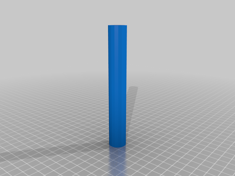 B.5_6.png Download STL file Full size Fully printable tube cabinet • Design to 3D print, Neylips