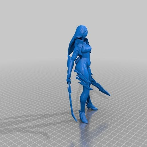 899073b242942296fdd5572be3926b1a.png Download free STL file League of Legends Champion and Skin Collection • 3D printing object, MateoCG3D
