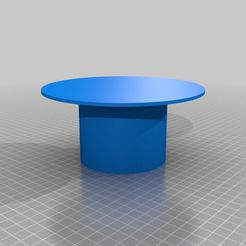 d3988dda33414eba9fdc86cccc31487e.png Download free STL file Paintball CO2 bottle base • Object to 3D print, lcwii