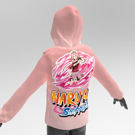 untitled.87.jpg Download STL file 3D hoodie - 2 Models • Template to 3D print, theworldentertainment