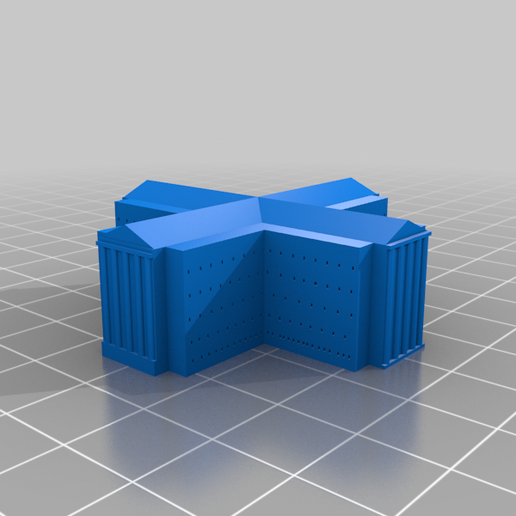 Player1-Piece4.png Download free STL file Cathedral Board Game v2 • Template to 3D print, Hardcore3D