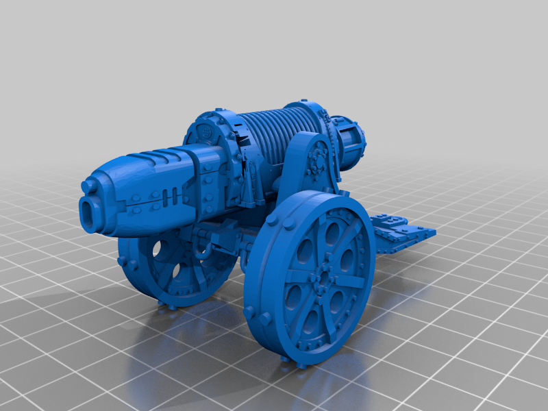 retard0dPlasmaCann0n.png Download free STL file Illegal Plasma Cannon of Doom • Design to 3D print, 40Emperor