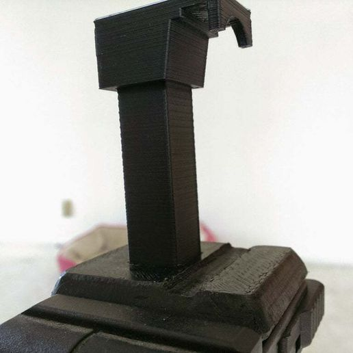 IMG_20150321_112948.jpg Download free STL file Quick Release Phone - Tripod Mount (No Hardware Required) • 3D print object, Bakefy