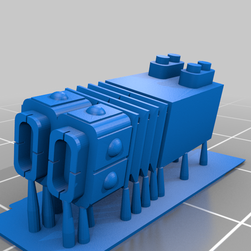 Levy_Dred_vulkite_supported_v2.png Download free STL file Guardian Armor's Big Brother Supported • Object to 3D print, BaconZeke