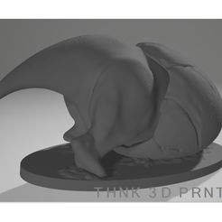 soon2.jpg Download free STL file Dinosaur Egg - Triceratops • 3D printer model, Think3dprint