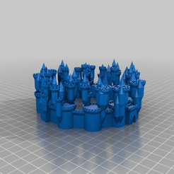 aa6f4a18e3429d7b8d35066e211b9e48.png Download free STL file elven city • 3D printer template, rig1963