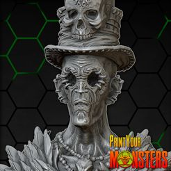 8a17e40650111c544f6b8c8dd198948a_display_large.jpg Download free STL file VOODOO SORCERER • 3D print object, PrintYourMonsters