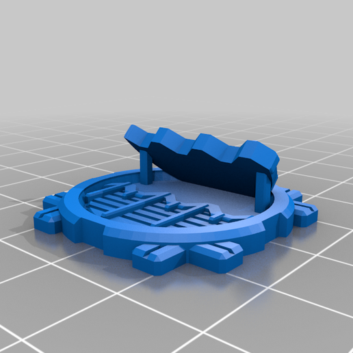 IndustrialHatch_G.png Download free STL file Industrial Hatch Counters • 3D printable object, Dutchmogul