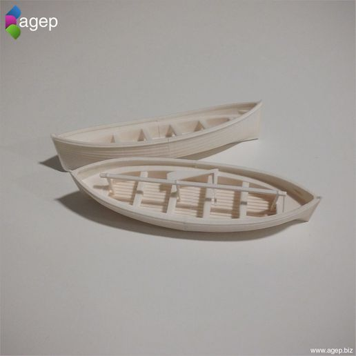 titanic_lifeboat_agepbiz_002.jpg Download free STL file Lifeboats of the RMS Titanic • Design to 3D print, agepbiz