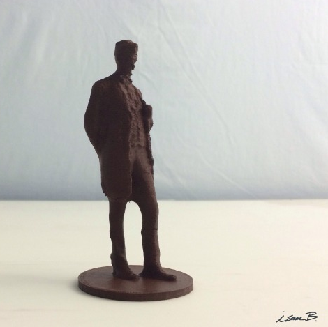 Capture_d__cran_2014-12-15___12.01.08.png Download free STL file Abraham Lincoln: The Man (Standing Lincoln) • 3D printing design, isaac