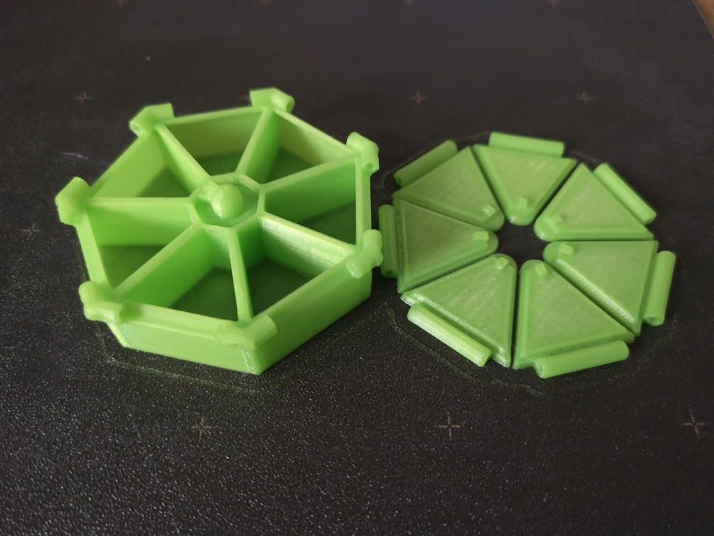d68256e83bfdc585598674fc870ffd7f_display_large.jpg Download free STL file Pill Box weekly • Object to 3D print, Oggie