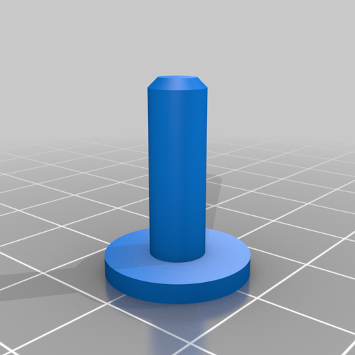 Top_pin.png Download free STL file Spiral dice tower box • 3D print template, aclugston519