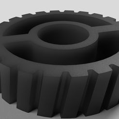 keyy.9.jpg Download 3MF file Helical Gear • 3D print design, SherifBeshr