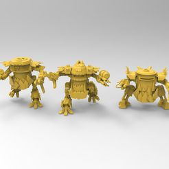 untitled.159.jpg Download free STL file Goblin Kans of Kill • 3D printable template, Mazer